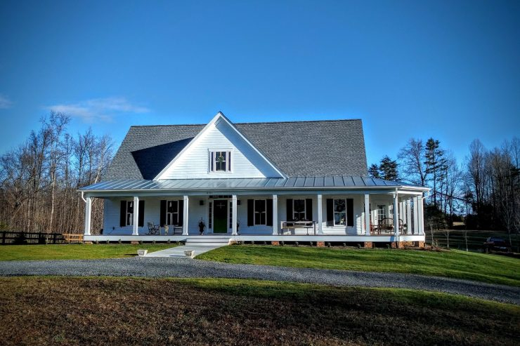 Custom Homes Spear Builders Of Va