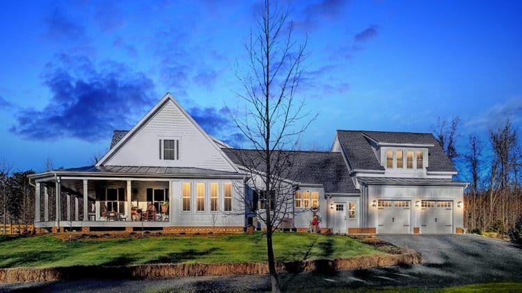 Custom home builder or production home builder spear for Production home builders