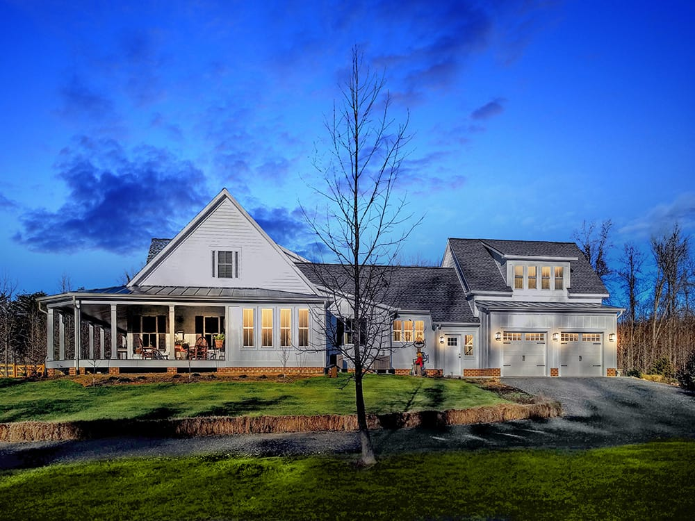 Custom home builder or production home builder spear for Custom home builders charlottesville va