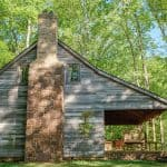 log home in spotsylvania virginia 22553