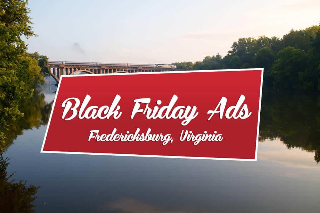 2017 Black Friday Store Ads Deals In Fredericksburg Virginia